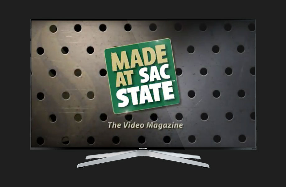 Made at Sac State: The Video Magazine